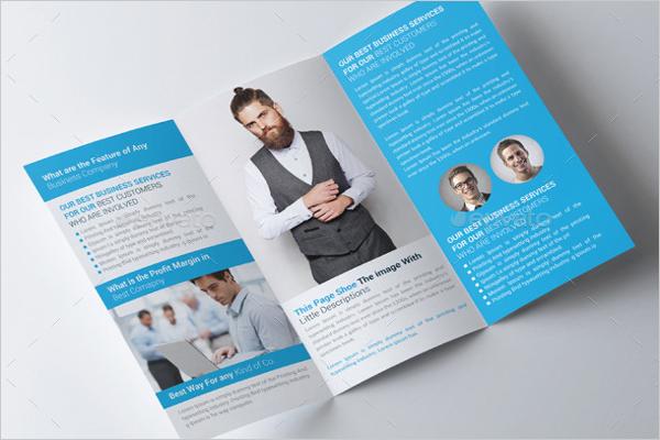 Business Branding Science Brochure