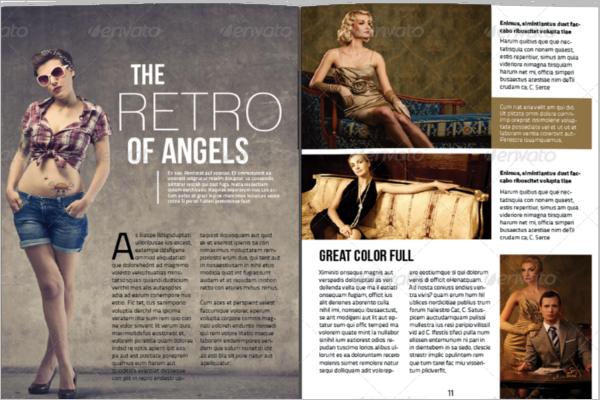 Business Indesign Inspiration Magazine