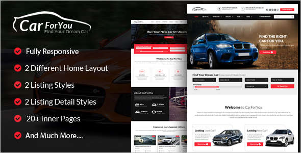 Business Retail HTML Template