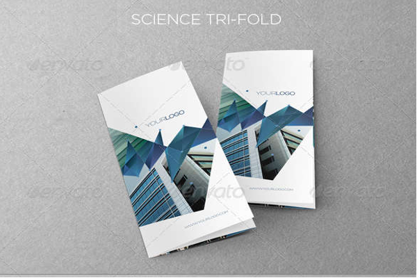 Catalog Professional Science Brochure