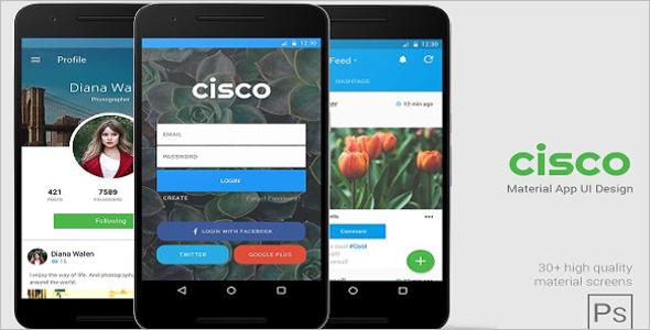 Cisco Latest Infographic Design Template