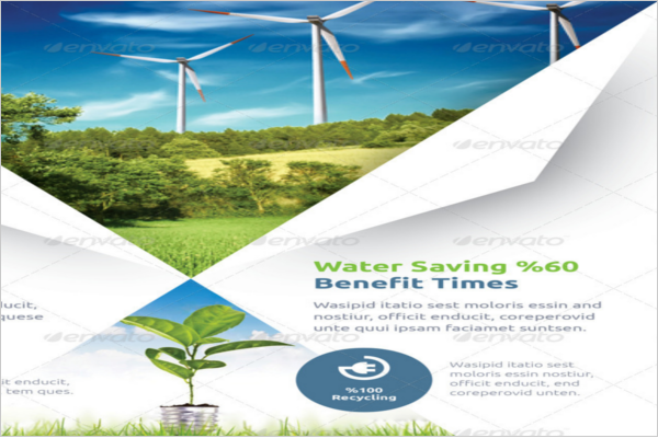 environmental flyers templates