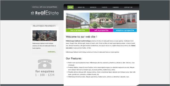 Clean WordPress Template