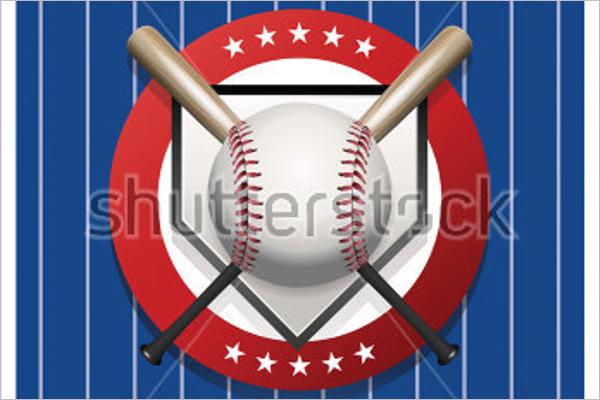 College Baseball Tournament Flyer