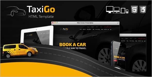 Company Deals Website Template