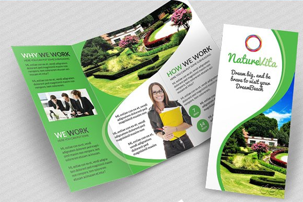 Coporate Brochure Bundle Design