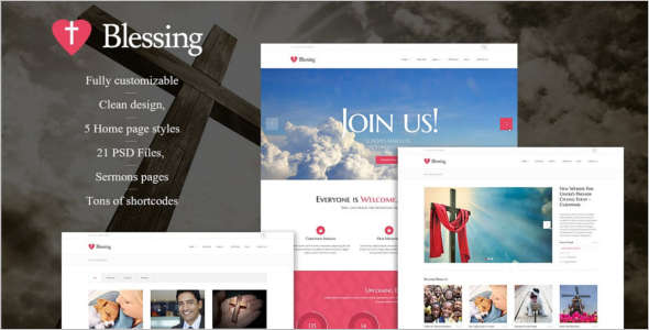 Corporate Fundraising WordPress Theme