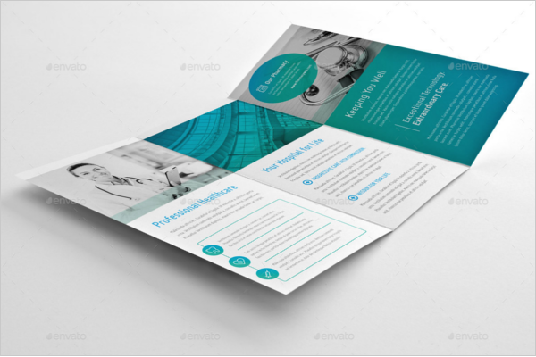 Corporate Health Care Brochure Ideas