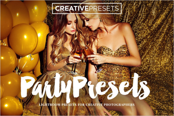 Creative Cloud Presets Ideas