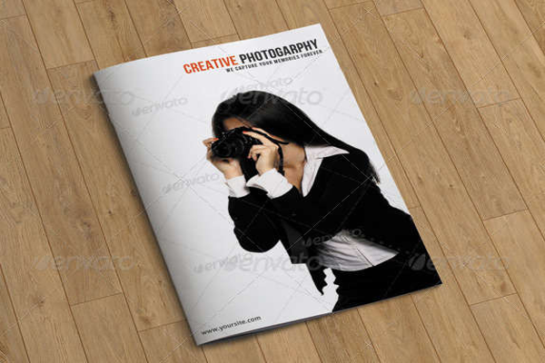 Creative Professional Photography Brochure