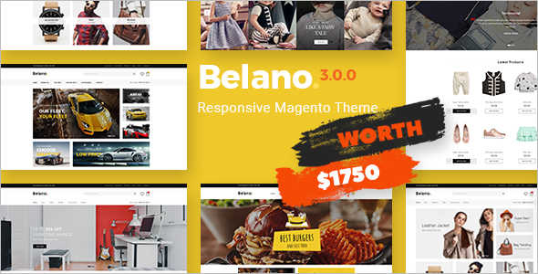 Customizable Toy Store Magento Template