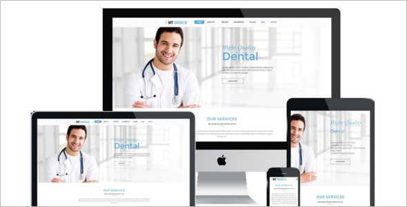Dental Health care WordPress Theme