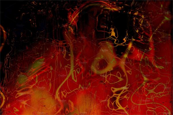 Digital Backdrop Burnt Design