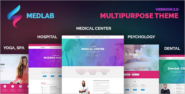 Download Dental care WordPress Theme
