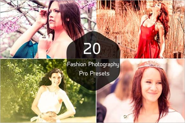 Dynamic Fashion Lightroom Effect