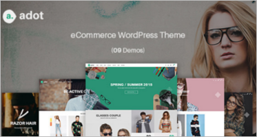 E-commerce templates