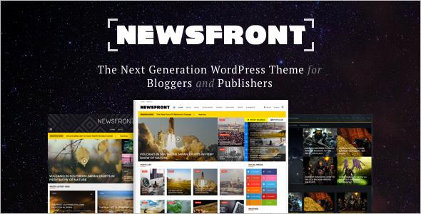 Editorial E-Commerce WordPress Theme