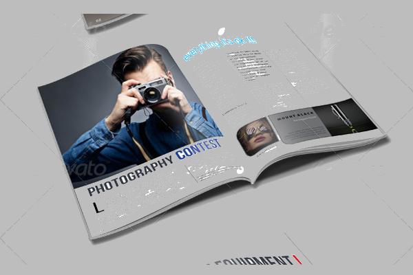 Elegant Magazine Print Ready Template