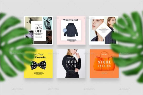 Elegant Social Media Kit Banner