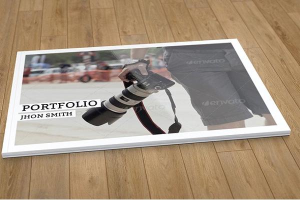 Enticing Catalog Photography Brochure