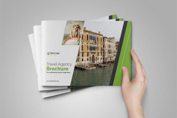 Enticing Holiday Design Brochure