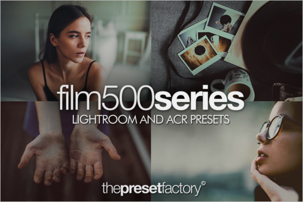 Faded Presets Lighting Designs