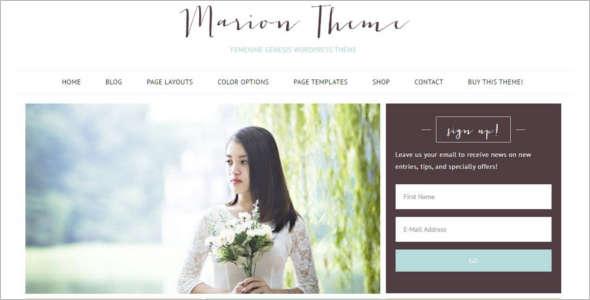 Fashion E-Commerce WordPress Theme