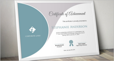 Work Experience Certificate Templates