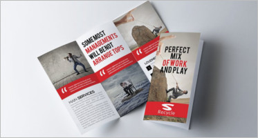 Featured Advertising Brochure Templates