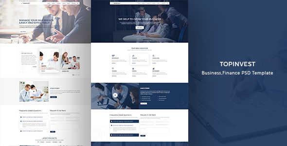 Flalt Design Business Drupal Template