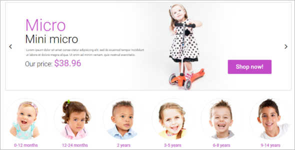 Friendly Toy Store Magento template