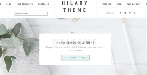 Genesis E-Commerce WordPress Theme