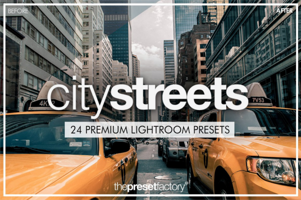 Gritty Abode Presets Street