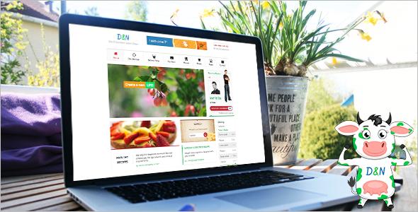 Health & Beauty WordPress Template