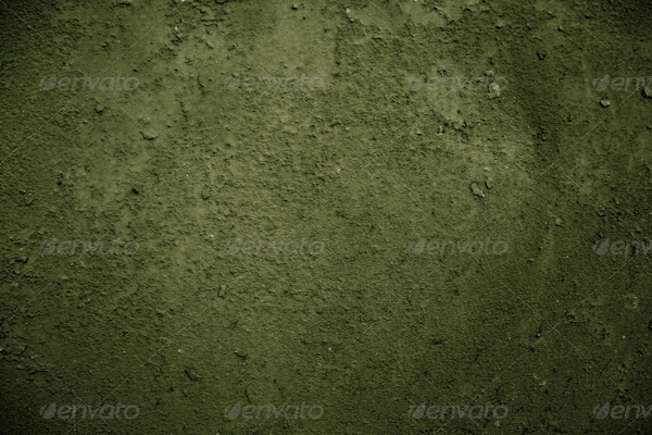 High-Resolution Gloomy Green Textures