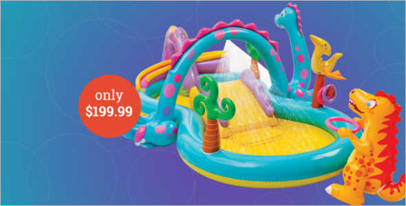 Inflatable Toys Magento Template