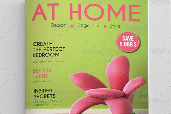 Interior Decorative Design Template