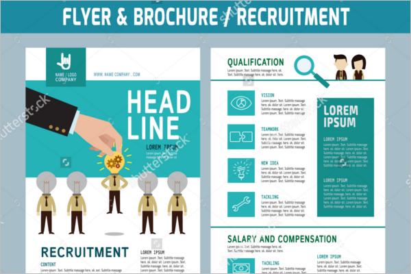 Job Fair Advertisement Flyer