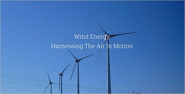 Main Wind Technologies Theme
