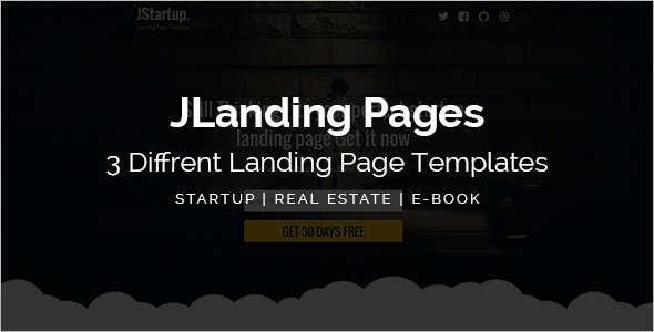 Marketing Pagewiz LandingPage Template