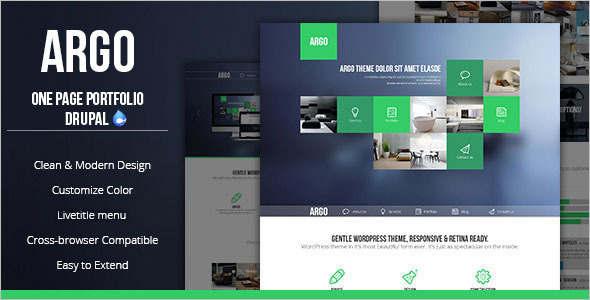 Minimal Design Studio Drupal Themes