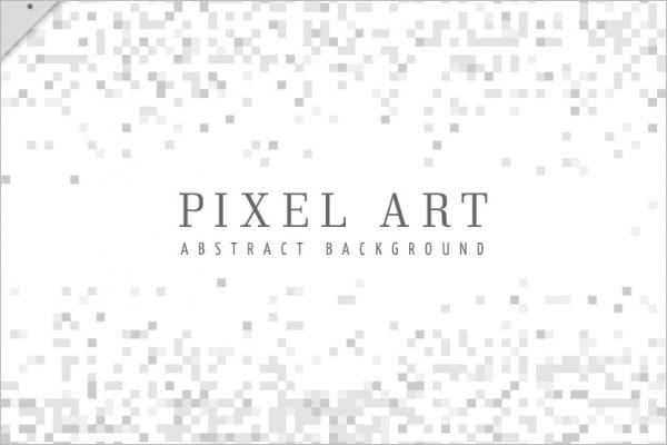 Minimal Pixel Art Design