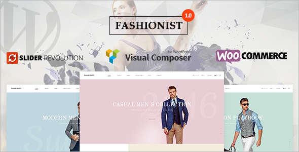 Minimal Retail WordPress Theme