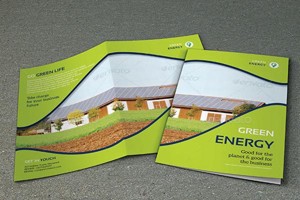 Modern Corporate Design Brochure