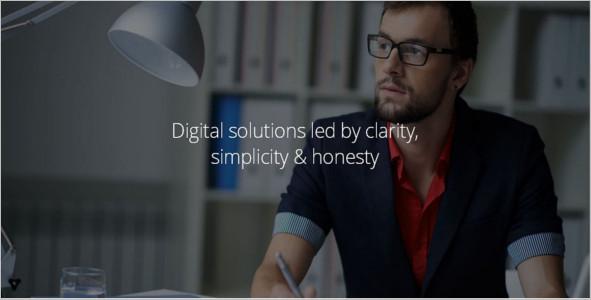 Multi-Purpose HTML Business Website Template