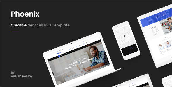 Multipurpose Business Instapage Template