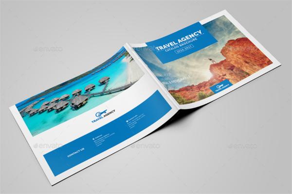 Multipurpose-Business Vacation Brouchure