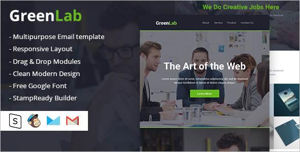 Multipurpose Retail HTML Template