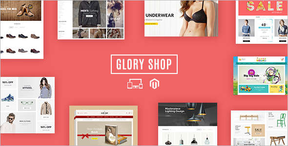 Multipurpose Toy Store Magento Template