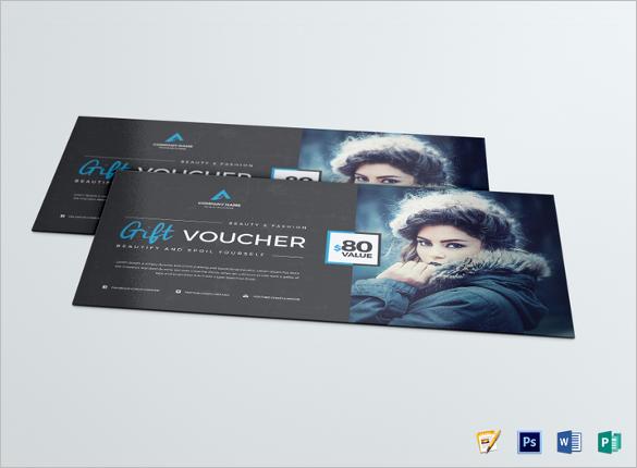 Payment Voucher Design Template